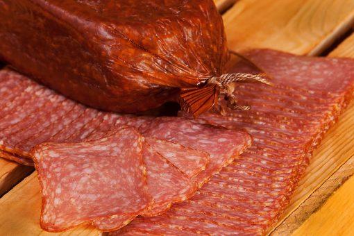 Brickyard Salami Josef's Artisan Meats