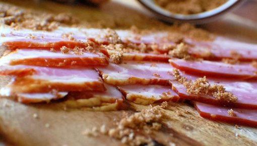 Sliced Seasoned Double Hickory Smoked Bacon Josef's Artisan Meats
