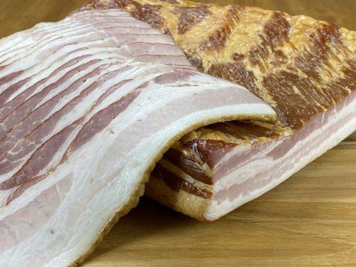 Double Hickory Smoked Bacon Josef's Artisan Meats