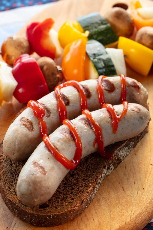 Prepped German Bratwurst Sausage Josef's Artisan Meats